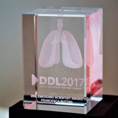 The DDL Emerging Scientist Award