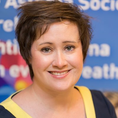 Sarah O'Connor : Asthma Society Ireland