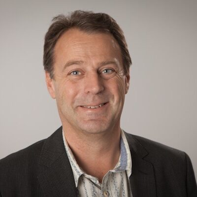 Anders Broo : Head of Data Science & Modelling, AstraZeneca