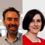 Lea Ann Dailey & David Harris :