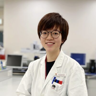 Qiuying Liao : PhD student, The University of Hong Kong