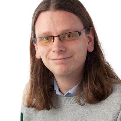 Andy Cooper : Research specialist, Kindeva Drug Delivery