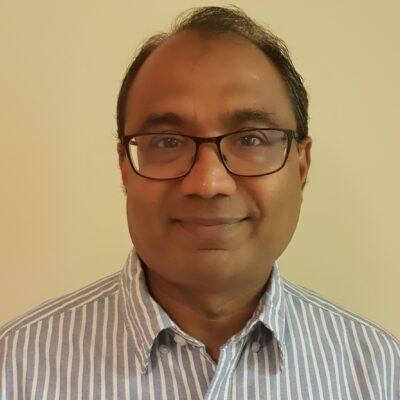 Harish Jeswani : Research Fellow, University of Manchester, UK