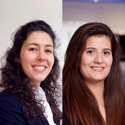 Raquel Borda D'Agua & Anna Sipitanou : Raquel Borda D'Agua, Associate Analytical Chemist , Hovione & Anna Sipitanou, Technical & Sales Support Services, Copley Scientific Ltd