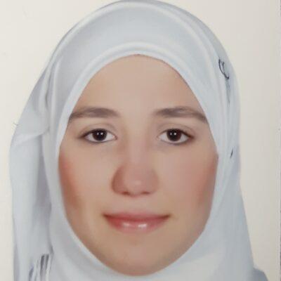 Rahaf Oum : PhD Student, University of Bradford, UK
